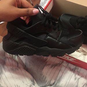 Air Nike Huarache Ultra All Black